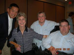 We are honored to call Ken and Joni Tada our friends, and to work as ministry partners with them.