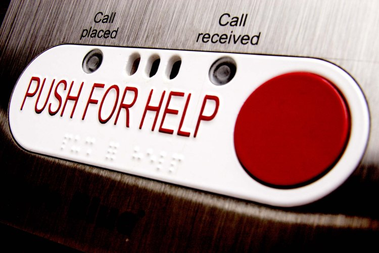 push for help